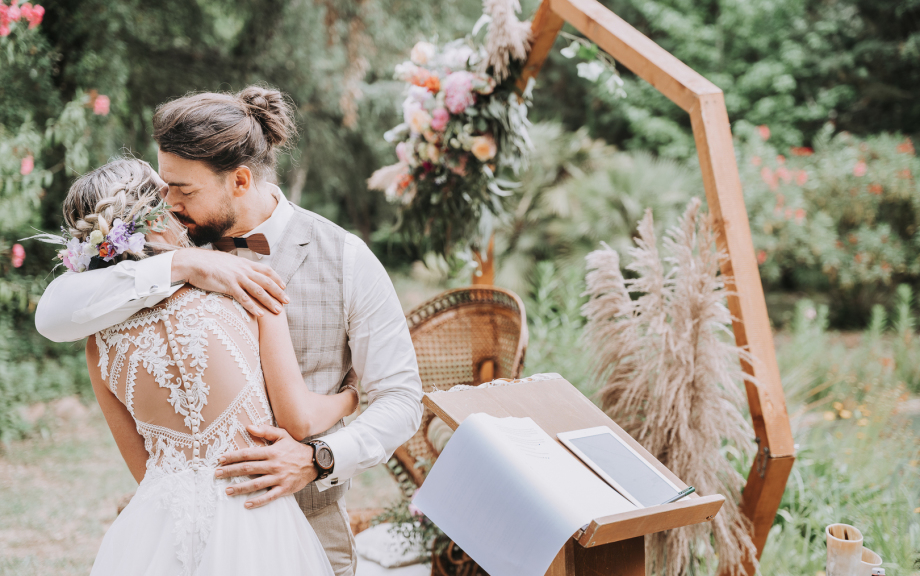 mariage var saint Tropez